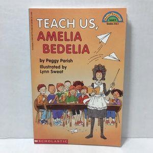 ♦️Pick8/$25♦️Teach Us, Amelia Bedelia Peggy Parish